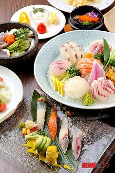 "Ta-Ke Japanese restaurant at the Grand Ambassador Hotel in Seoul | All the sushi you can eat!   Website: ""http://www.pullmanhotels.com/gb/hotel-0966-grand-ambassador-seoul-associated-pullman/restaurant.shtml#restaurant"""