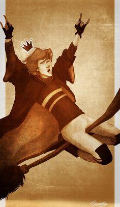 weasley is king by viria13.deviantart.com