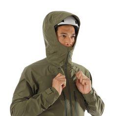 Climbing Harness, Outdoor Wear, Hooded Jacket, Jacket Men, Mountaineering, Hoods, Raincoat, Mens Fashion, Bergen
