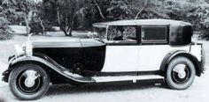 1929 Sedanca de Ville by Hooper (chassis 27WJ)