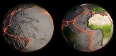 Earth's Tectonic Plates Are Weaker Than Once Thought Earth's Tectonic Plates Are Weaker Than Once Thought,Geologie Related posts:Sunflower Car Accessories Earth And Space Science, Earth From Space, Tectonique Des Plaques, Earthquake News, Earth's Mantle, Earth Surface, Plate Tectonics, Car Accessories For Girls, Plates
