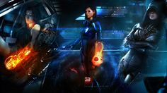 mass effect wallpaper android ipad