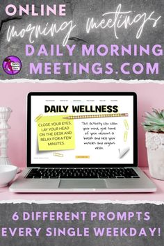 Are you a teacher who needs to settle your students at the start of the day or a lesson? a consistent and fun morning routine in your classroom? a way to encourage your students to have meaningful conversations or writing prompts? an effective morning check in to connect with your students and attend to their social emotional needs? Then these daily morning meetings are all you need! Every weekday, a new prompt will appear for you to use in your classroom. There are 6 different themes each day! Secondary Teacher, Secondary School, High School Classroom, Classroom Ideas, Teaching Resources, Teaching Ideas, Morning Meetings, Meaningful Conversations, Technology Integration