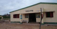 -> Instalación de Osmosis Inversa en escuela rural de Santiago del Estero