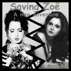 Saving Zoe fan art by Laura Michelle