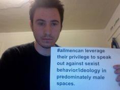 15 Allmencan Ideas Misogyny Gender Equality Feminism