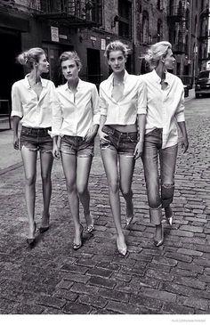 Sisters - jeans et shortJeans