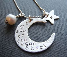 Love to the moon and back ;)