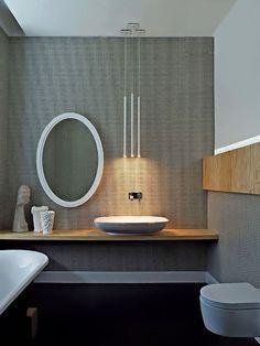 romantic minimal / bathroom