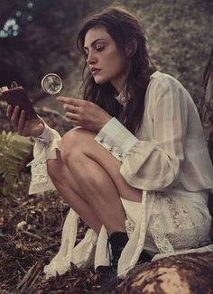 Lost In Time by Will Davidson for Vogue Australia