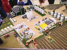 1/64 scale farm toys | Model Farm Displays