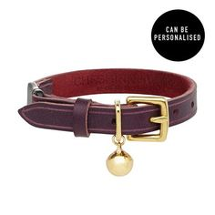 Cheshire & Wain | Luxury Cat Collars | Leather Cat Collars – STYLETAILS
