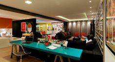 Casa Cor SC: Loft Urbano sob medida para casal jovem e antenado