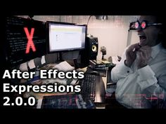 Adobe After Effects Expressions Tutorial - Basics 2 - YouTube