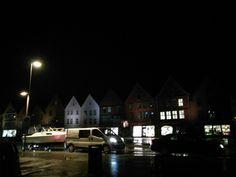 Nocne domki Bergen