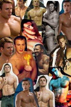 #chrisevans #CaptainAmerica Zac Efron, Capitan America Chris Evans, Chris Evans Captain America, Cody Christian, Austin Mahone, Steve Rogers, Pretty Men, Gorgeous Men, Beautiful