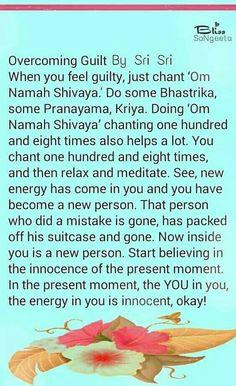 Sri Sri Ravishankar Wisdom Quotes, Art Quotes, Quotes To Live By, Live Happy, Happy Life, Jai Gurudev, Om Namah Shivaya, Spiritual Path, Self Discovery