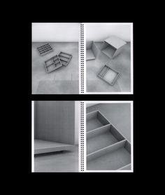 Mobilier 1.0 2011 by Jérémy Glâtre