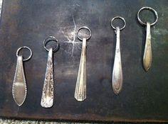 spoon key ring