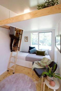 62 Genius Loft Stair for Tiny House Ideas