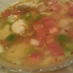 Spicy Chicken Soup - Allrecipes.com
