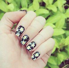 All floral everything #NailedIt #F21FreeSpirit #NailArt