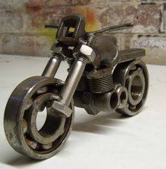 Resultado de imagem para cool stuff built from car wheels