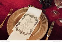 Ornate white and black wedding stationery   Styling by Gera de Wet   Photograph by Modern Hearts  