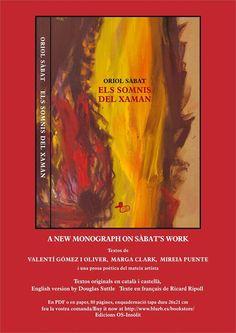 """ARTxTu ha col·laborat amb """"El somnis del Xaman"""", monografia de l'obra d'Oriol Sàbat"""