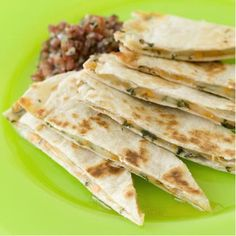 Ill have to try this! Love me some quesadilla;)