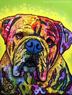 """""""Hey Bulldog"""" by Dean Russo"""