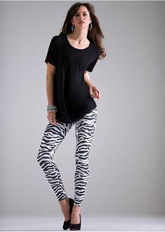 #zebra #print #leggins #bonprix
