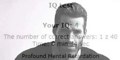 Test Your Iq, Mental Retardation, Correct Time, Ways To Communicate, 20 Years Old, Just Don, Stupid Memes, Discord, The Voice