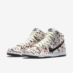 the best attitude 741a5 8da74 Nike Dunk High SB Cherry Blossom Released