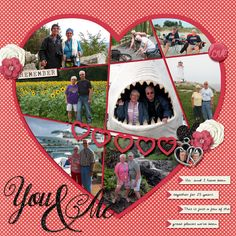 You and Me by Betsyfru. Multiple kits used: I Love You Bunches titles by Elizabeth's Market Cross http://scrapbird.com/designers-c-73/d-j-c-73_515/elizabeths-market-cross-c-73_515_513/i-love-you-bunches-word-art-p-17641.html