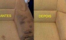 Aprenda a fazer essa receita caseira para deixar seu sofá que estava sujo e encardido como se fosse novo, essa receita também serve para colchões. Solução Caseira para Limpar Sofá.