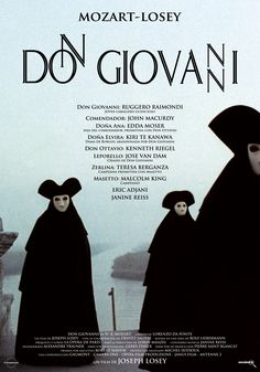 Don Giovanni on Pinterest | Opera, Poster and iOS