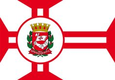 "São Paulo City's Flag - ""Non Ducor Duco"" Which translates to '' ""I am not led, I lead.""."