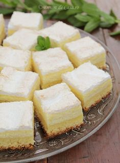 Romanian Desserts, Romanian Food, Sweet Pastries, No Cook Desserts, Dessert Drinks, Food Cakes, 20 Min, Cheesecake Recipes, Food Videos