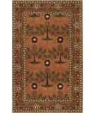 RugStudio presents Surya Bungalo Bng-5016 Cumin Hand-Tufted, Good Quality Area Rug