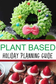 Looking for plant based Christmas recipes? Here are the best plant based holiday ideas for breakfast, dinner, main dishes, sides, and desserts. There are even recipes for treats like brownies and cookies! Vegan Christmas Desserts, Vegan Christmas Dinner, Vegan Christmas Cookies, Christmas Breakfast, Christmas Recipes, Christmas Holidays, Holiday Recipes, Dinner Recipes, Vegan Snacks