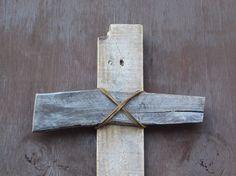 Rustic cross rustic wall decor christmas gift cross wall