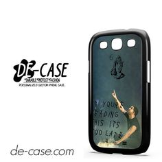 Drake Its Too Late DEAL-3697 Samsung Phonecase Cover For Samsung Galaxy S3 / S3 Mini