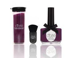 Ciate Velvet Nail Kit - Nail Art Fall 2012 Trends - ELLE