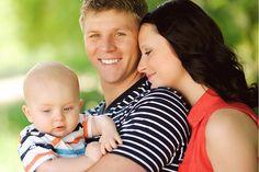 cute family shoot