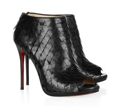 #Zalando ♥ #Chaussures // #bottines #Louboutin