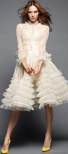 Valentino Haute Couture | S/S 2013, Harper's Bazaar