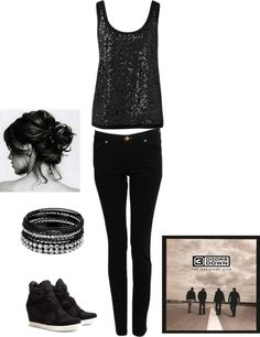 """MSG: Let me go"" by crystina-leigh on Polyvore"
