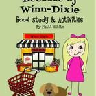 This book study and activities packet for Because of Winn-Dixie is sure to keep your students engaged in this award winning novel!