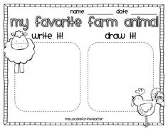 A Cupcake for the Teacher: Appreciation Sale Linky {Join Us!} and a Farm Unit!